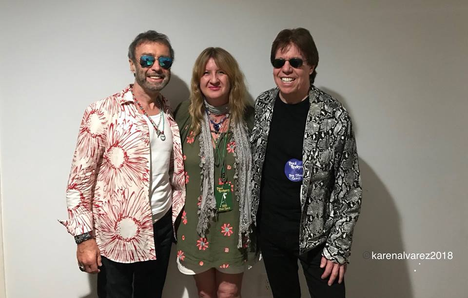Paul Rodgers Deborah Bonham and George Thorogood 7-22-18-photo Karen Alvarez 2018
