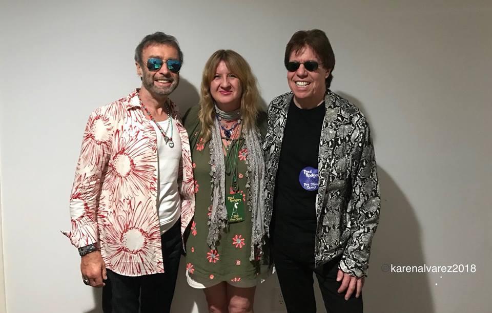 Paul Rodgers Deborah Bonham and George Thorogood 7-22-18-photo Karen Alvarez 2018