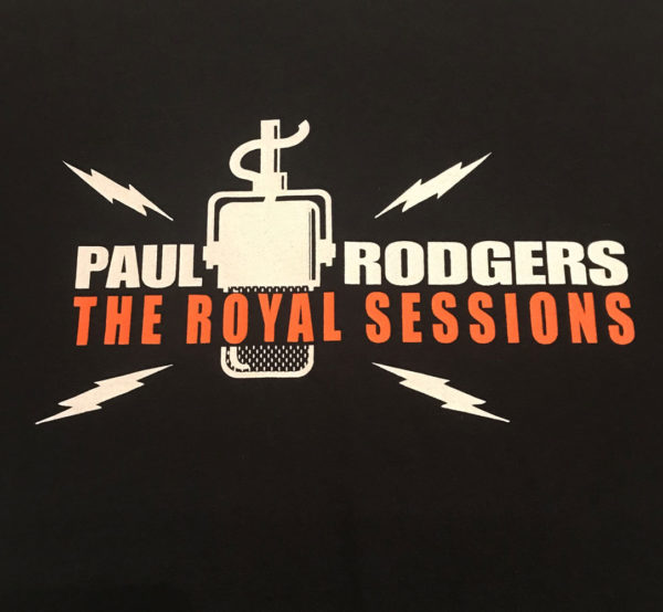 Paul Rodgers The Royal Sessions with Mic