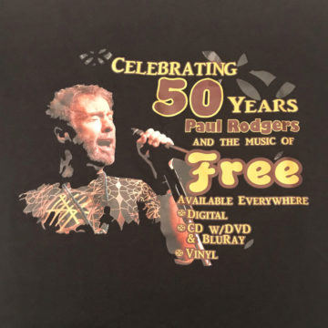 Celebrating 50 Years Paul Rodgers and the Music of Free