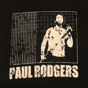 Paul Rodgers American Flag