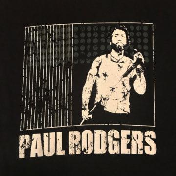 Paul Rodgers American Flag